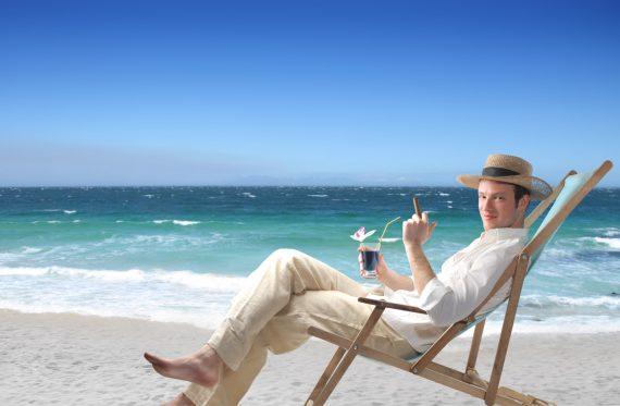 Darf ich am Strand rauchen?