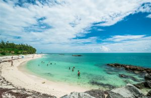 Strand im Fort Zachary Taylor State Park