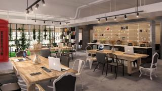 Tryp by Wyndham Al Barsha Dubai – Innenbereich
