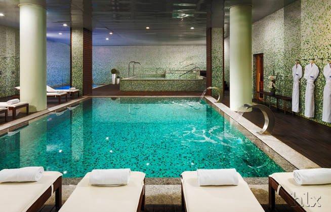 H10-Marina-Barcelona – Wellness