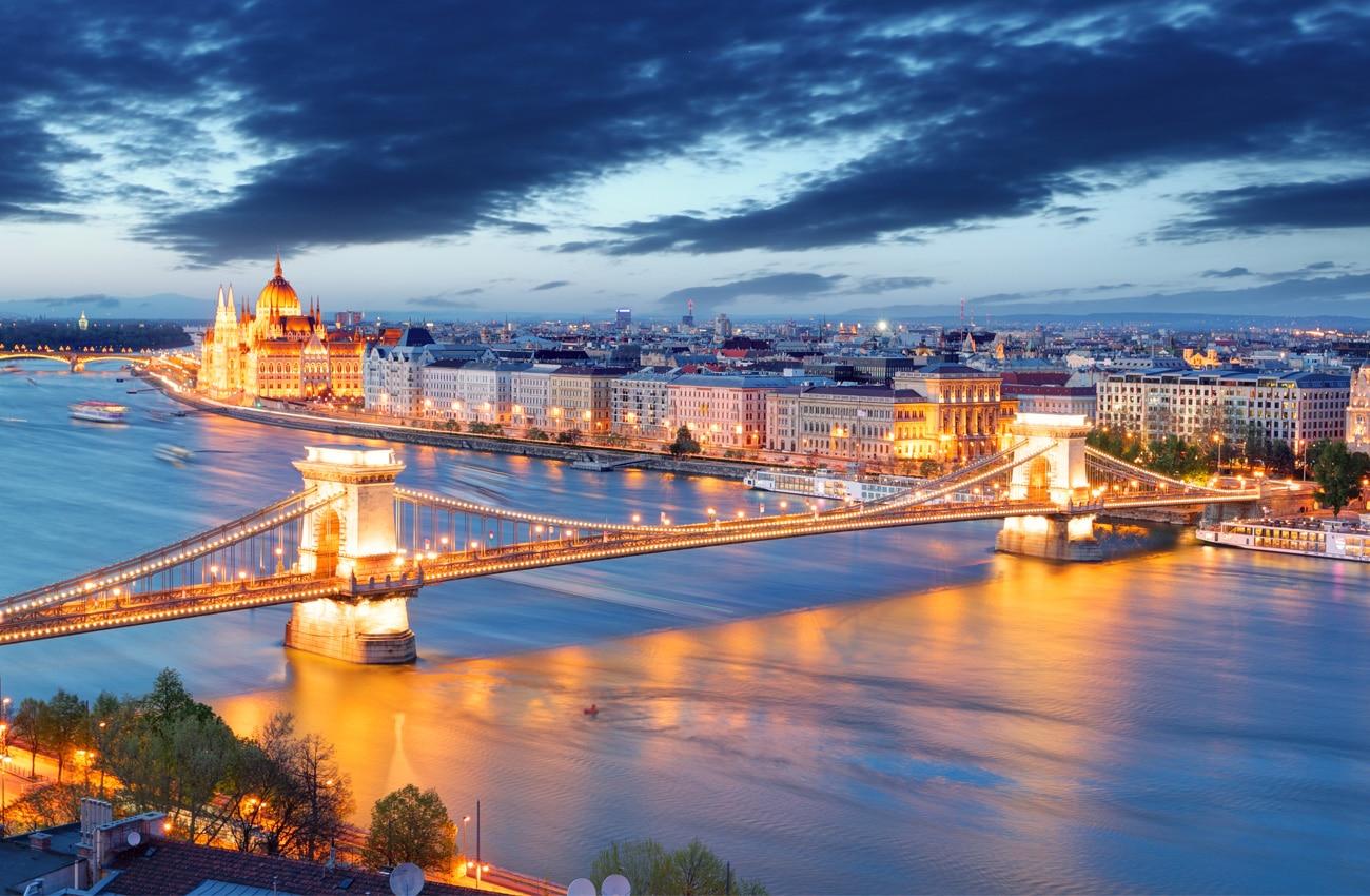 Budapest - das Wien des Ostens ist immer einen Trip wert.