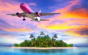 Test Airlines: Flug und Hotel im Doppelpack