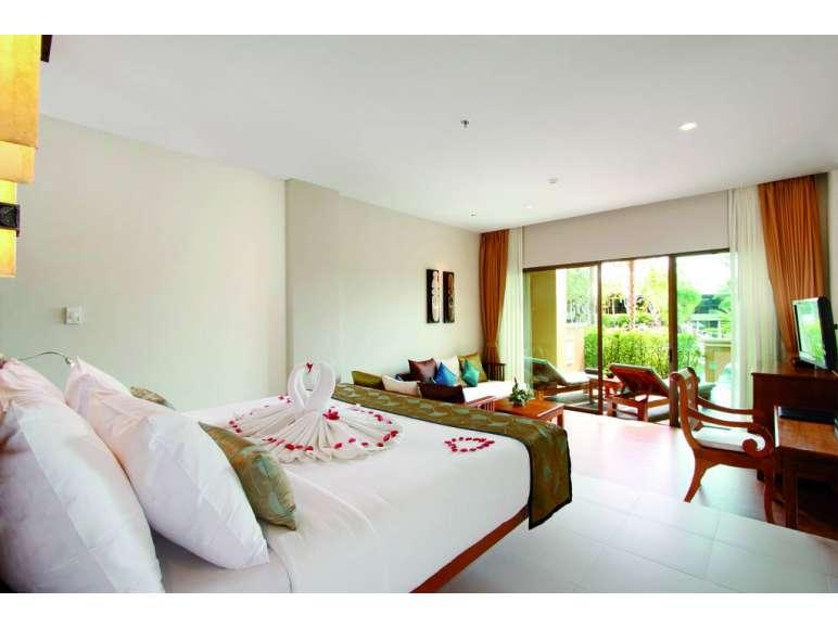 Rawai Palm Beach Resort - Zimmervariante