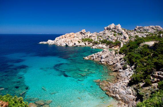 Der Capo testa gilt als einer der schönsten Strände Sardinien.