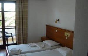 Hermes Hotel - Zimmervariante