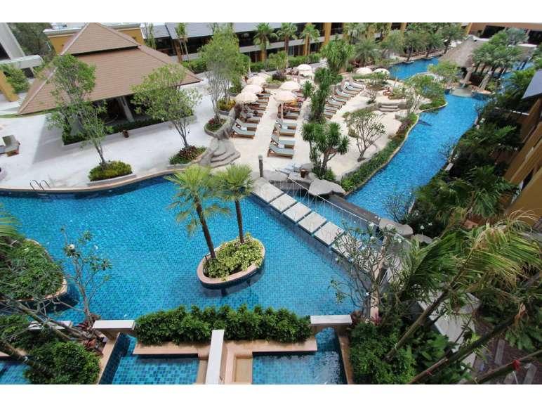 Rawai Palm Beach Resort - Poolanlage