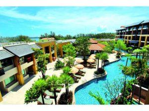 Rawai Palm Beach Resort - Hotelanlage