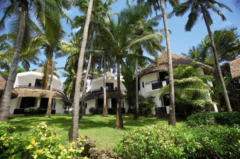 Severin Sea Lodge - Hotelanlage