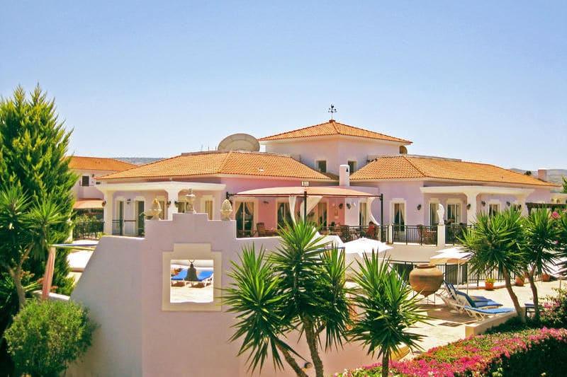 Akamanthea Holiday Village - Hotelanlage