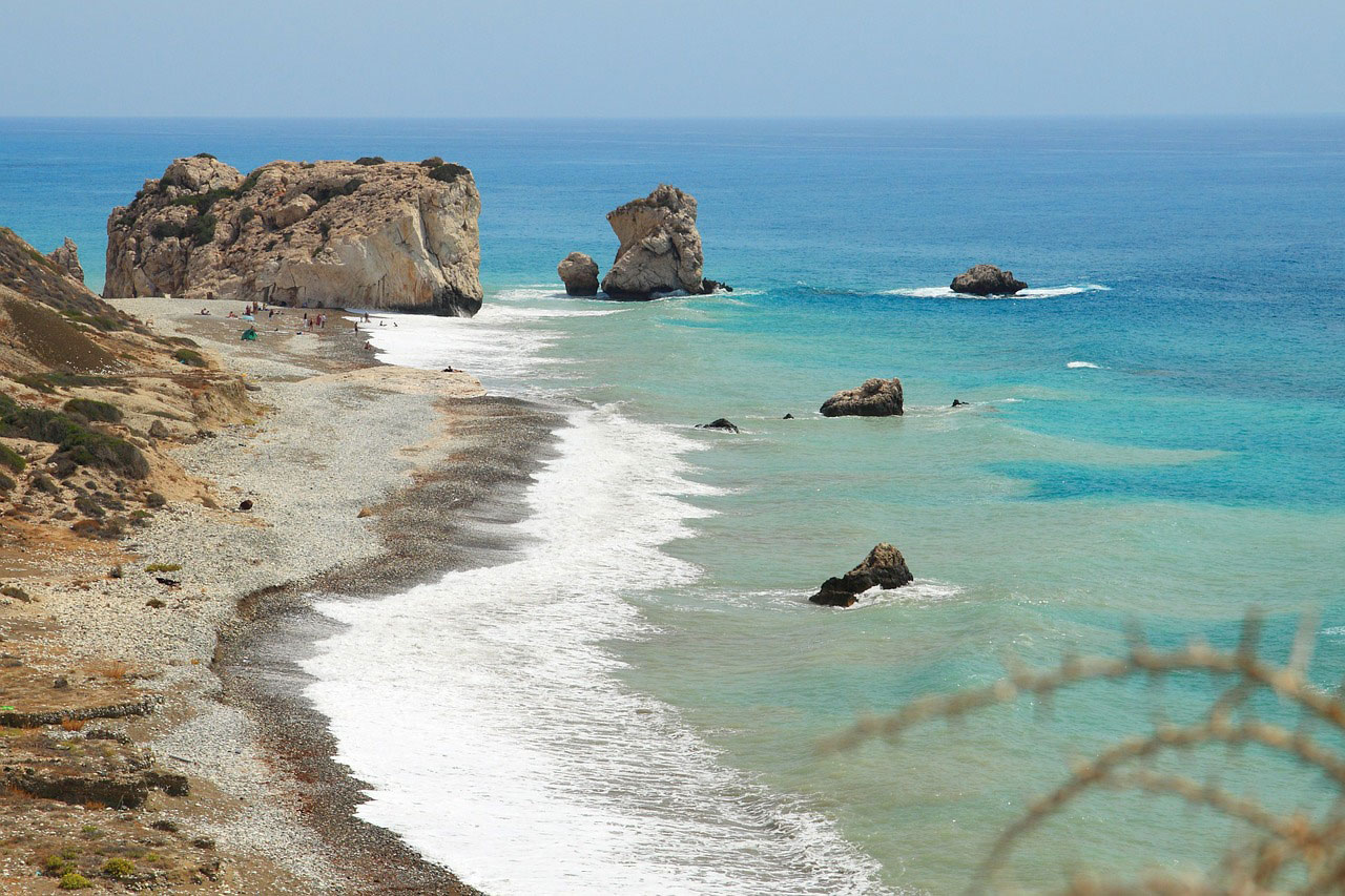 Auf Zypern kann man den Winter unter einer milden Sonne ruhig genießen