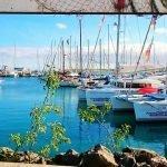 Hafen in Corraleja/Fuerteventura