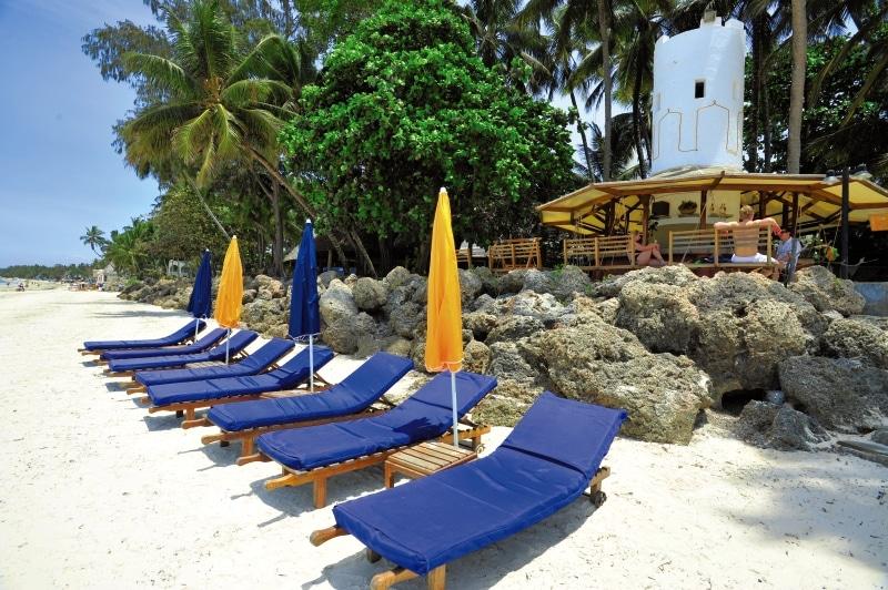 Severin Sea Lodge - Strand
