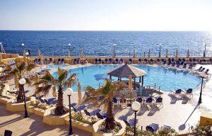 Radisson Blu Resort Malta St. Julian's – Poolanlage