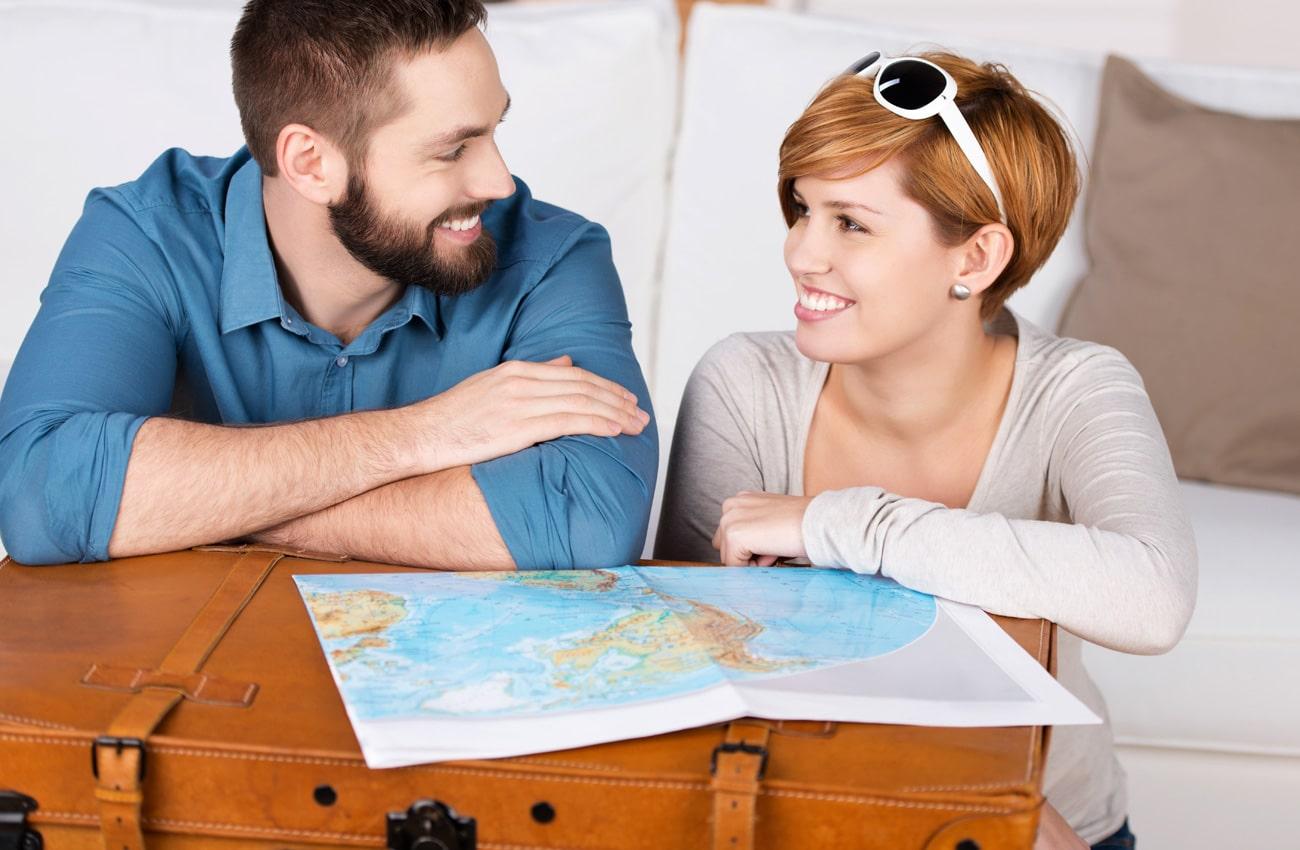 Mit einer guten Reiseplanung kann der Urlaub stressfrei beginnen