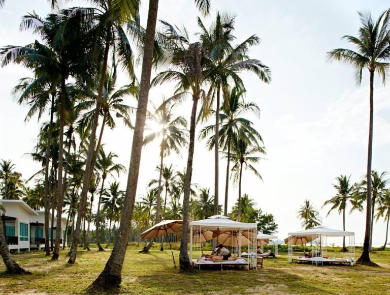 Kantary Beach Villas & Suites Khao Lak - Garten