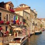 Ai Mori d'Oriente – Lage am Kanal