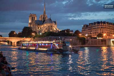 Nächtliche Bootstour Paris_Credit GetYourGuide