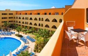 Apts. Playamarina - Blick vom Balkon