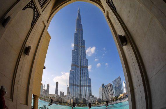 Dubai bietet architektonische Meisterleistungen