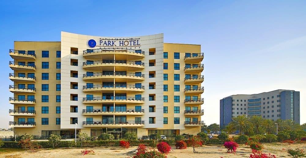 Park Hotel - Außenansicht