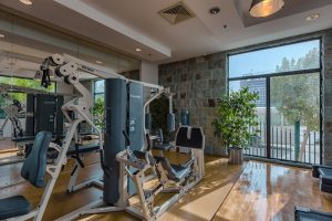 Park Hotel - Fitness-Studio