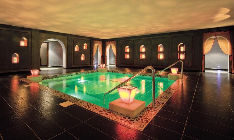 Marokko/Große Rundreise - Wellness-Bereich