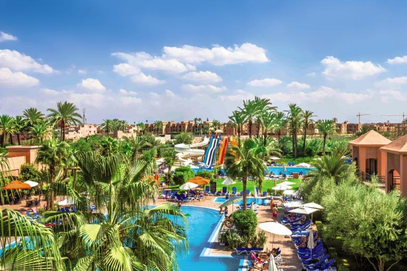 Marokko/Große Rundreise - Aquapark