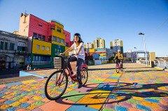 Buenos Aires - geführte Radtour
