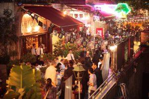 Asien -ein kulinarisches Erlebnis