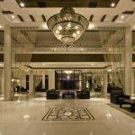 Marokko/Große Rundreise - Hotel-Lounge