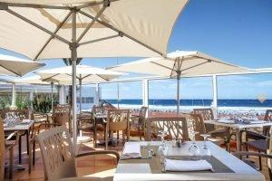 Marokko/Große Rundreise - Openair-Restaurant