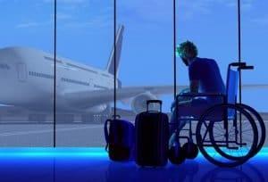 Airline haftet bei Unfall beim Ein-und aussteigen