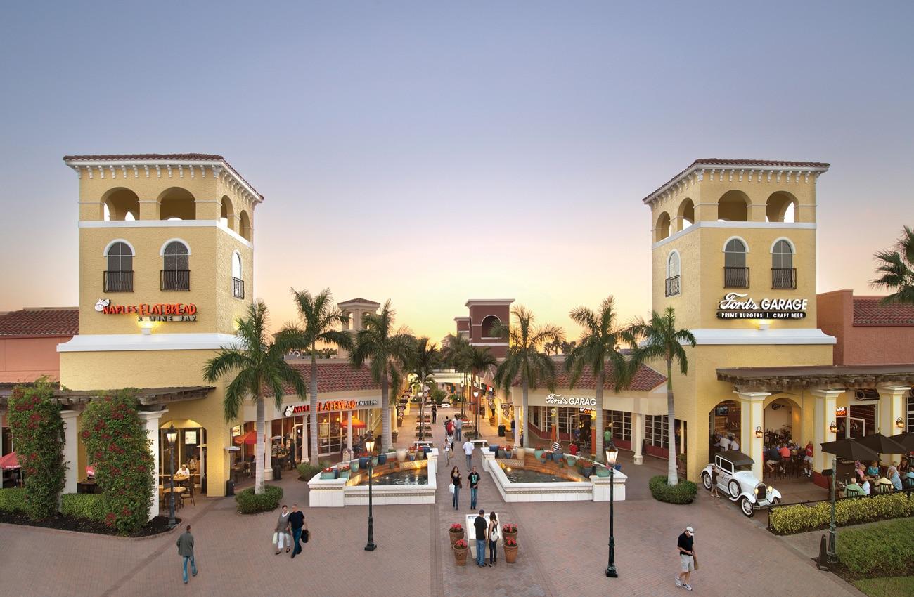 Shopping Paradies Florida