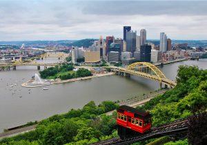 Skyline Pittsburgh