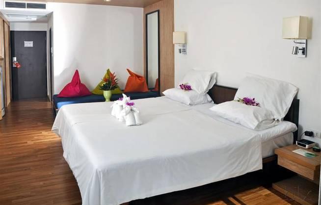 Best Western Phuket Ocean Resort - Zimmervariation