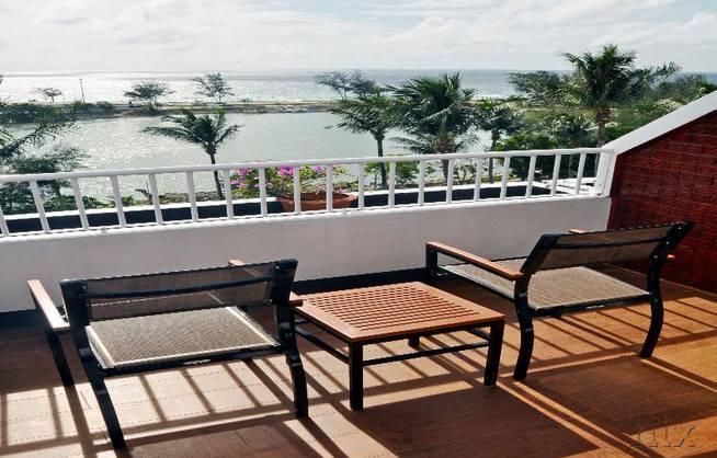 Best Western Phuket Ocean Resort - Blick vom Balkon