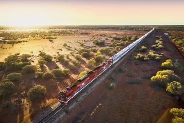 The Ghan - Australien