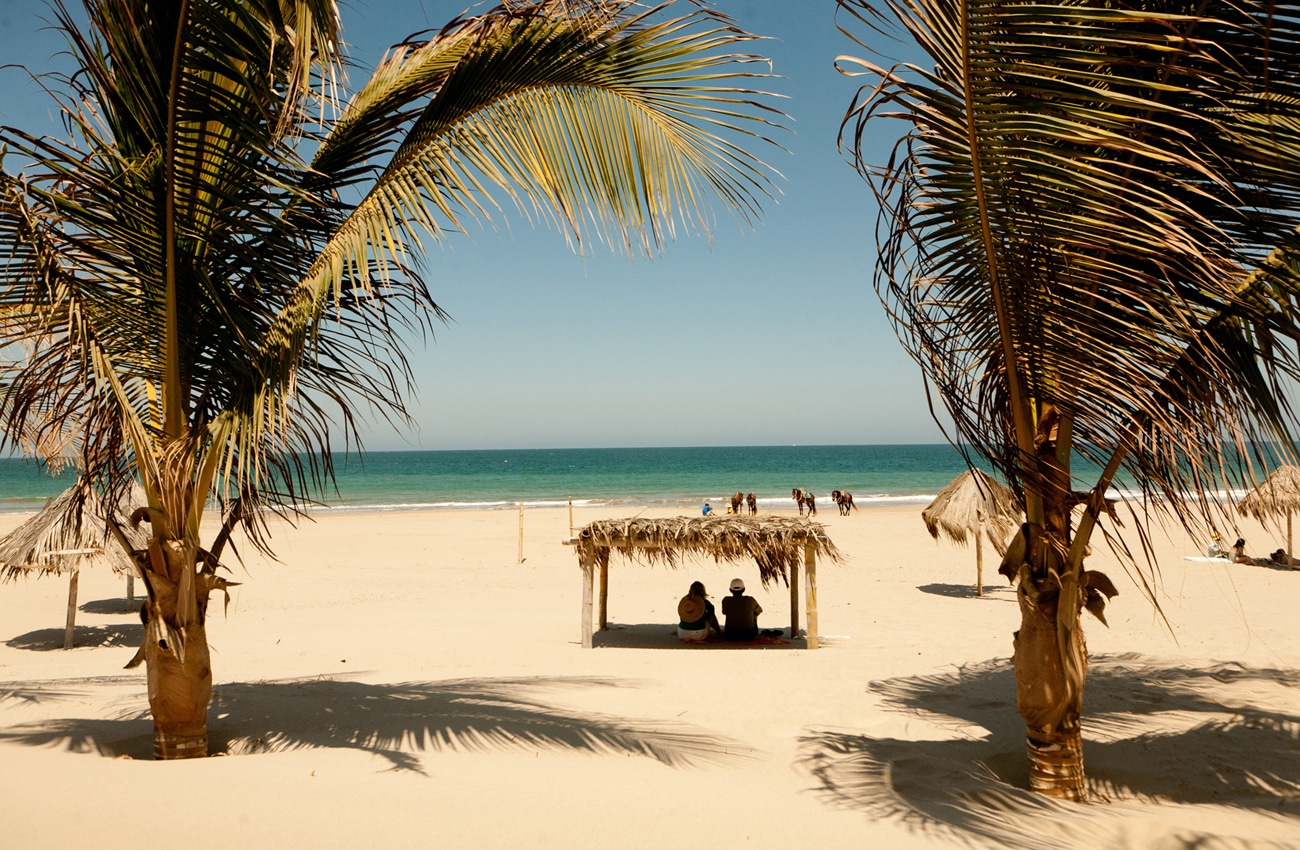 Peru -Strand Vichayito