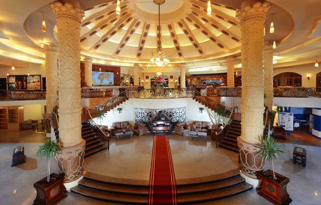 Hurghada - Jungle Aqua Park - Lobby