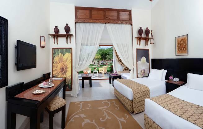 Hurghada - Jungle Aqua Park - Zimmervariante
