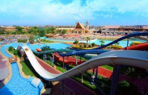 Hurghada - Jungle Aqua Park - Wasserrutsche