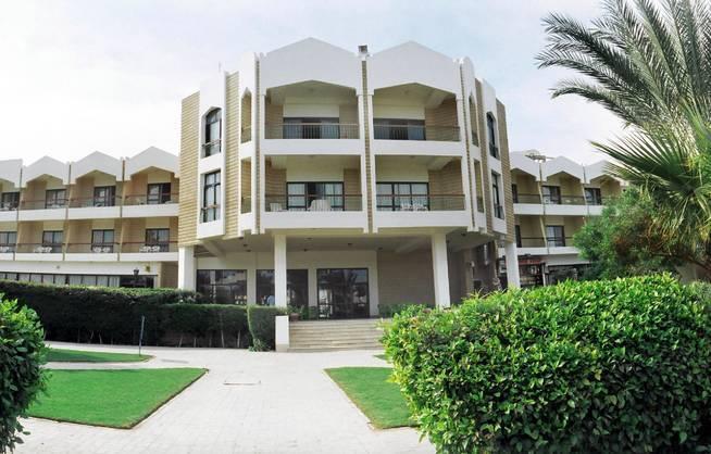 Ägypten/Hurghada - Regina Swiss Inn Resort -Außenansicht