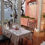 Madeira/Inn & Art Gallery - Speisesaal - Terrasse