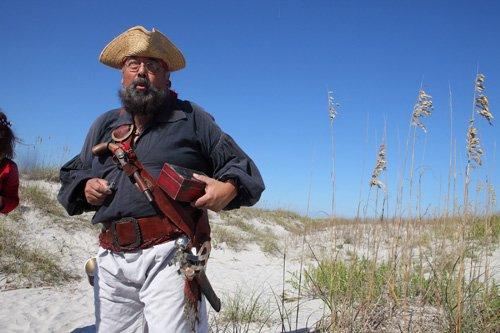 North Carolina: Pirate Tour