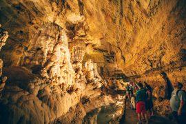 Texas: Abenteuer unter Tage