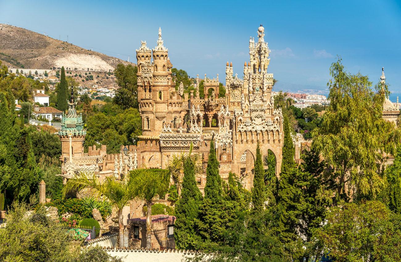 Andalusien bietet nicht nur Sonne, Strand und Meer ...