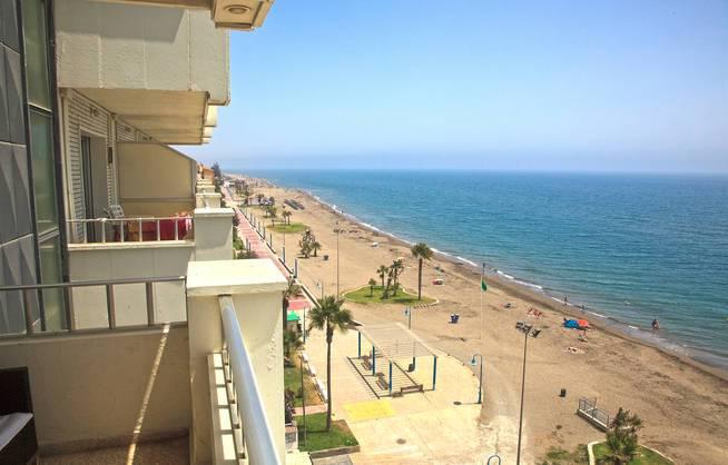 Andalusien/Hotel Elimar - Blick vom Balkon