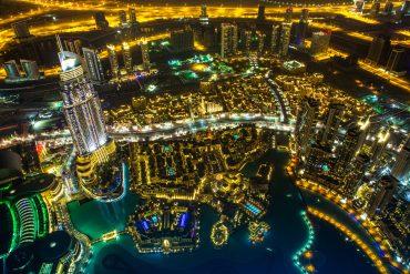 """Aussicht """"At the Top"""" Burj Khalifa"""