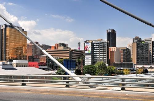 Newtown - Nelson Mandela Brücke