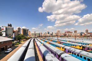 Braamfontain - Johannesburg